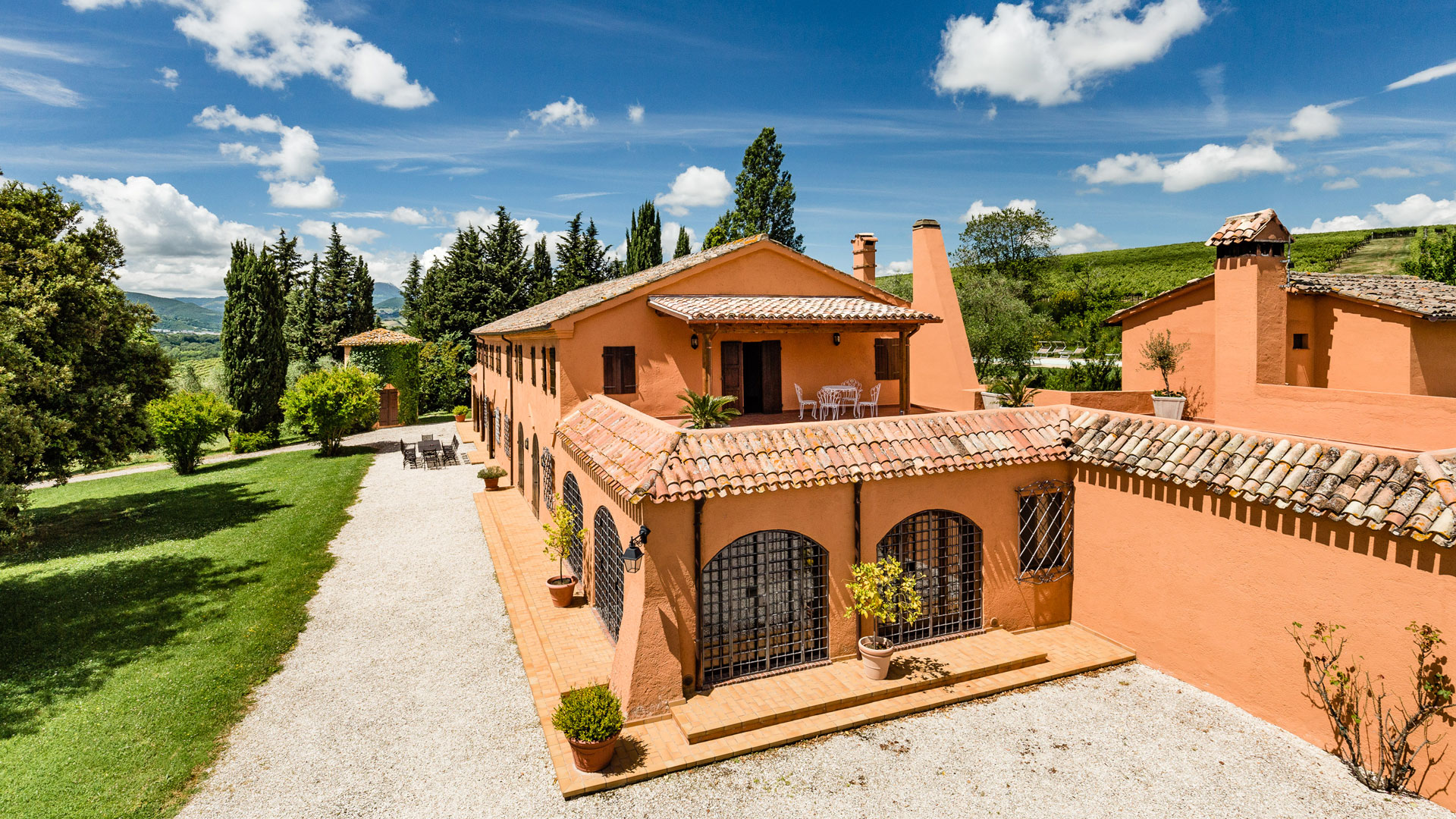 Villa Uliveto - Private Homes